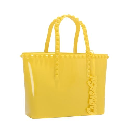 'Grazia' Mini Tote in Yellow - ANTHILL shopNplay