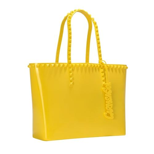 'Seba' Mid Tote in Yellow - ANTHILL shopNplay