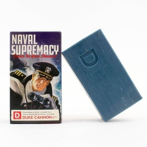 Limited Edition WWII Era Big Brick of Soap in 'Smells Like Naval Supremacy' - ANTHILL shopNplay