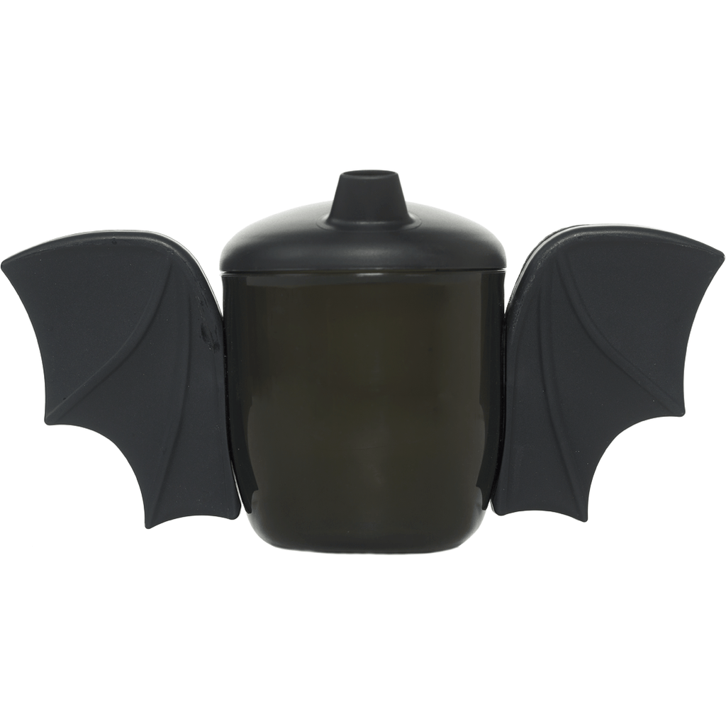 Bat Sippy Cup - Black