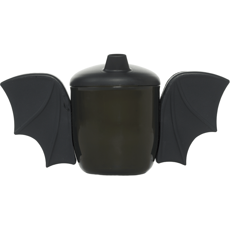 Bat Sippy Cup - Black - ANTHILL shopNplay