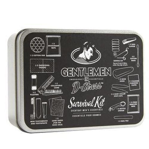 Gentlemen In D-Stress Daily Survival Kit
