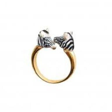 Face to Face Ring Leopard - ANTHILL shopNplay