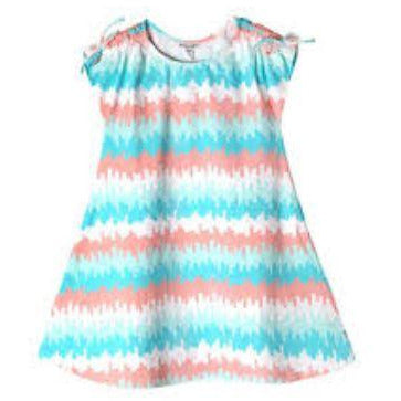 Amanda Wave Stripe Dress