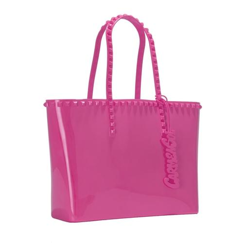 'Seba' Mid Tote in Fuchsia - ANTHILL shopNplay