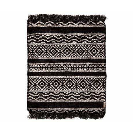 Miniature Rug 24X18 Cm Black - ANTHILL shopNplay