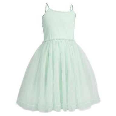 Ballerina Dress in Mint