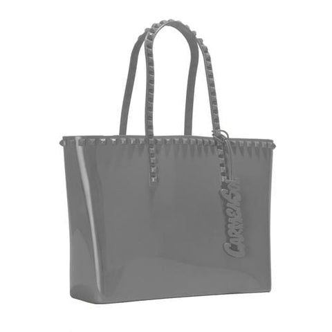 'Angelica' Large Tote in Baby Blue