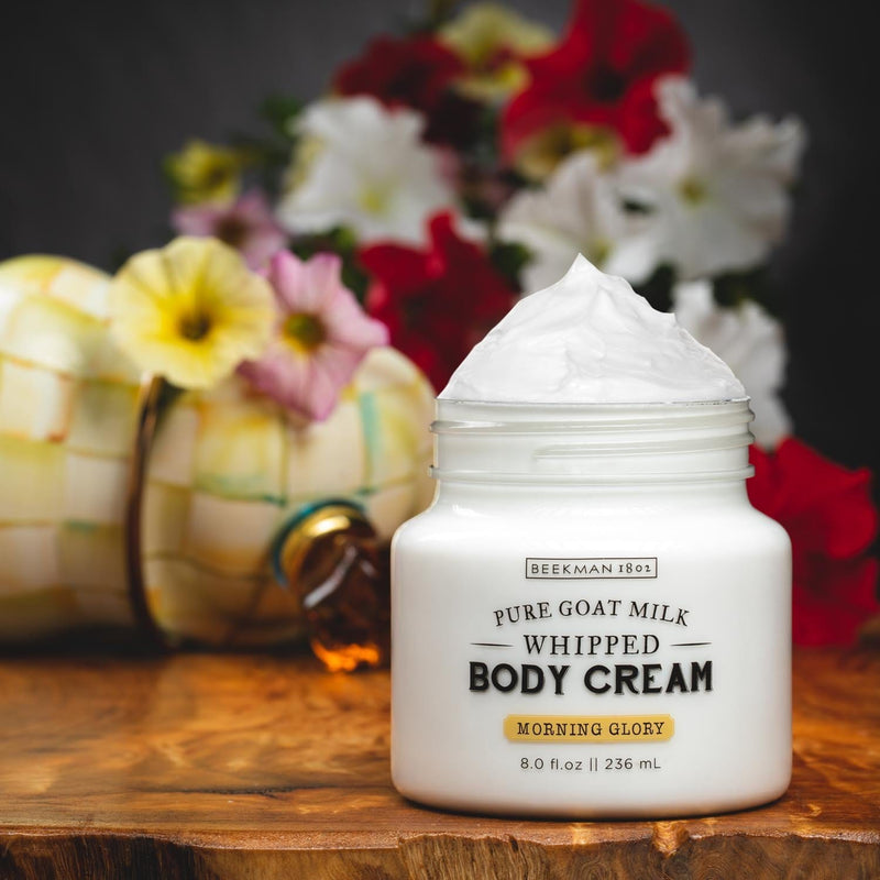 Morning Glory Whipped Body Cream