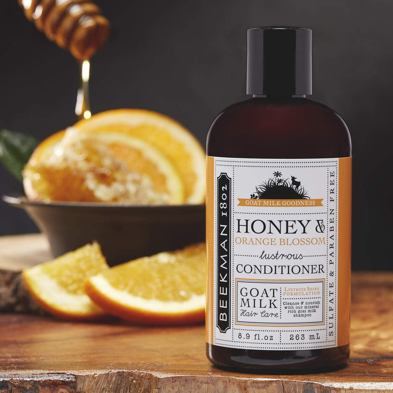Honey & Orange Blossom Conditioner - ANTHILL shopNplay
