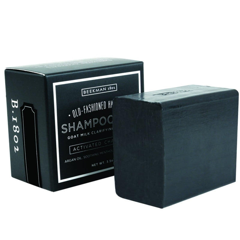 Shampoo Bar Activated Charcoal - ANTHILL shopNplay