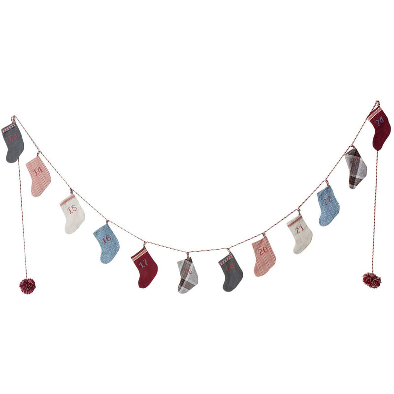 Stocking Goodie Garland In Tin Box - ANTHILL shopNplay