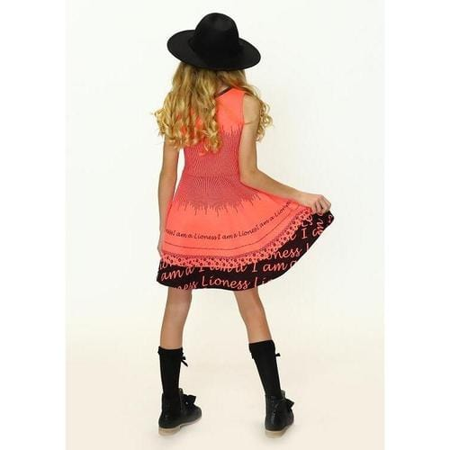 Eng Neon Dress In Multi