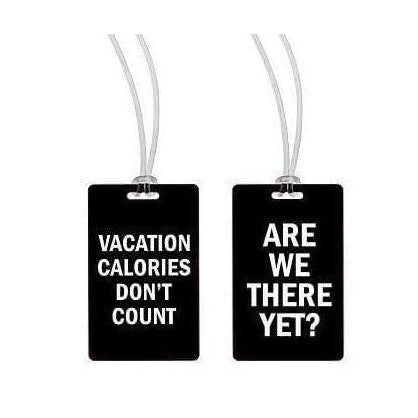 Are We/Vacation Luggage Tags