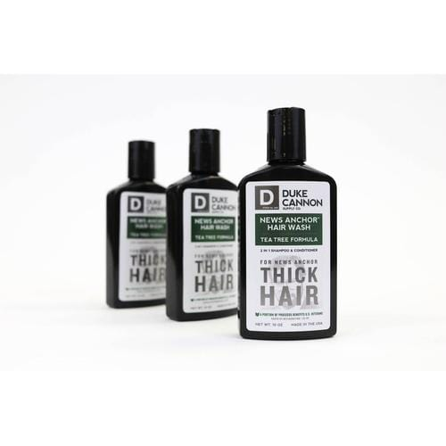 News Anchor 2-in-1 Hard Working Hair Wash in Tea Tree