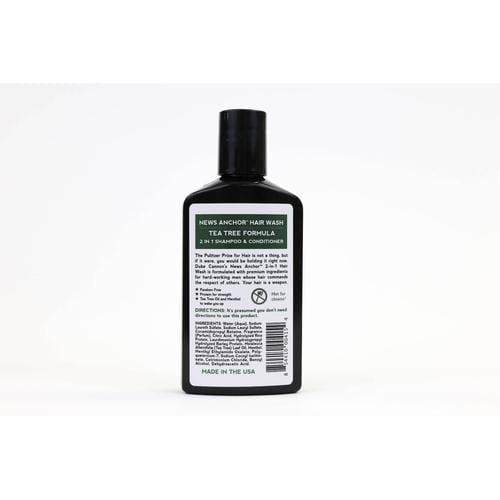 News Anchor 2-in-1 Hard Working Hair Wash in Tea Tree - ANTHILL shopNplay