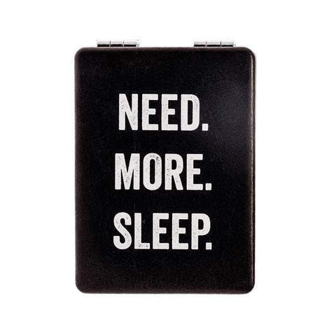 """Need. More. Sleep."" Notebook"