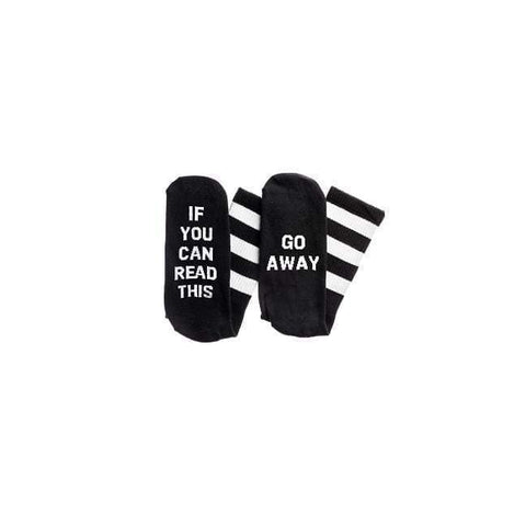 """Get It Done"" Men's Crew Socks"