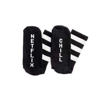 Netflix Chill Socks - ANTHILL shopNplay