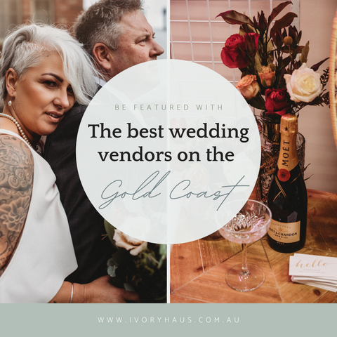 Gold Coast Wedding Vendors