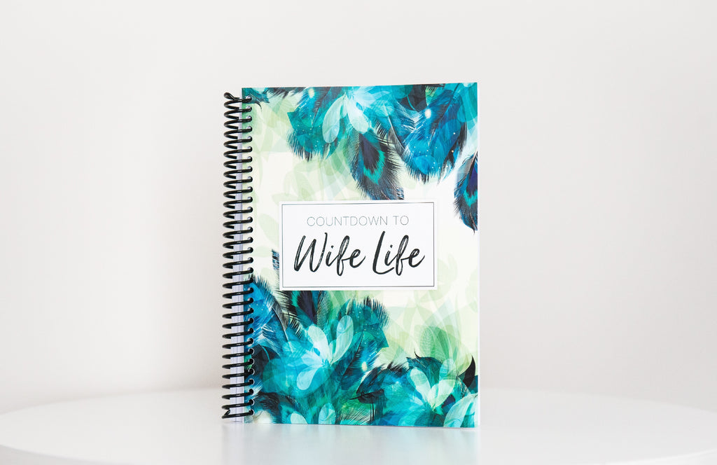 Wedding Planner & Diary - Countdown to Wife Life
