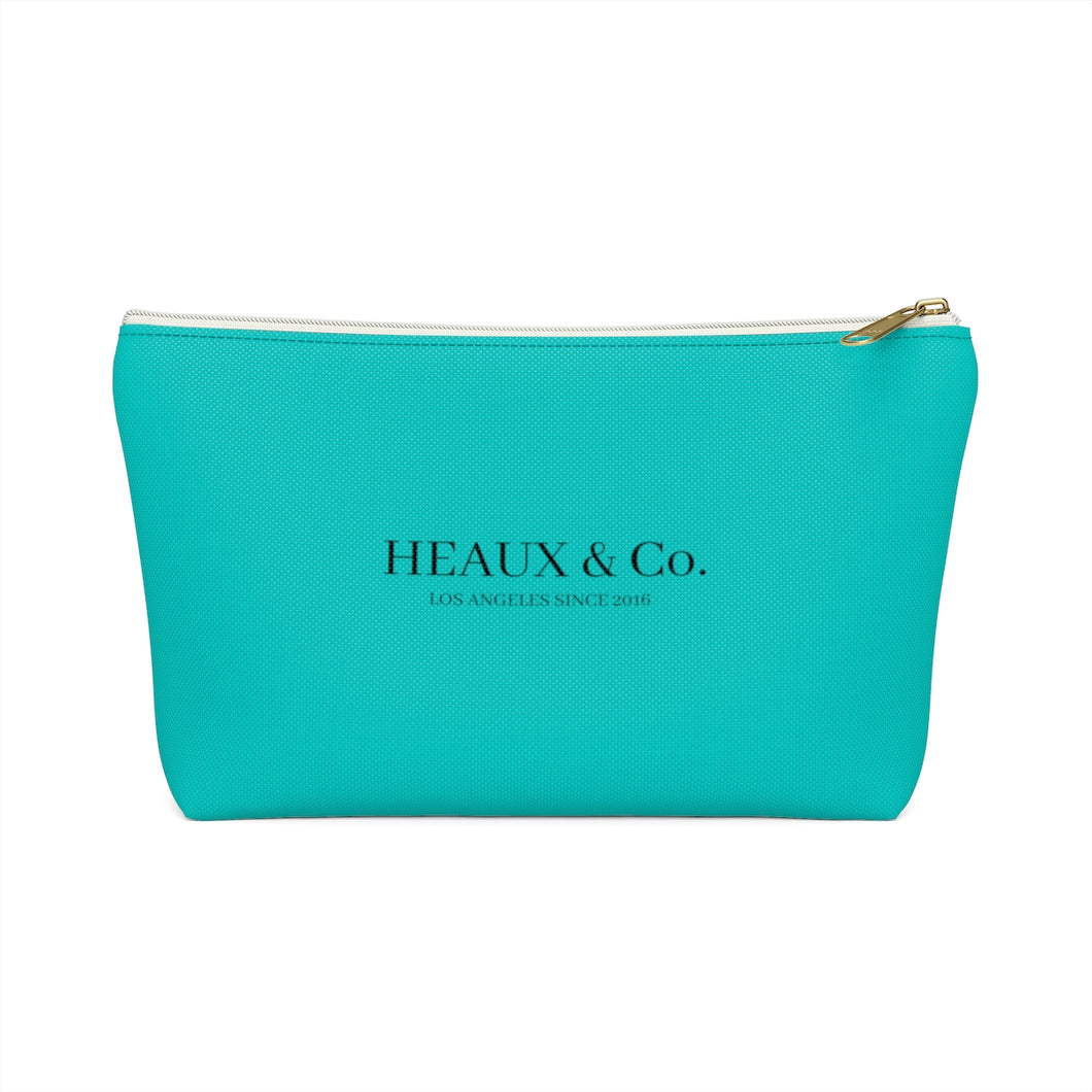 Heaux & Co. Cosmetic Case