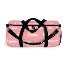 Heaux Classic Overnight Bag