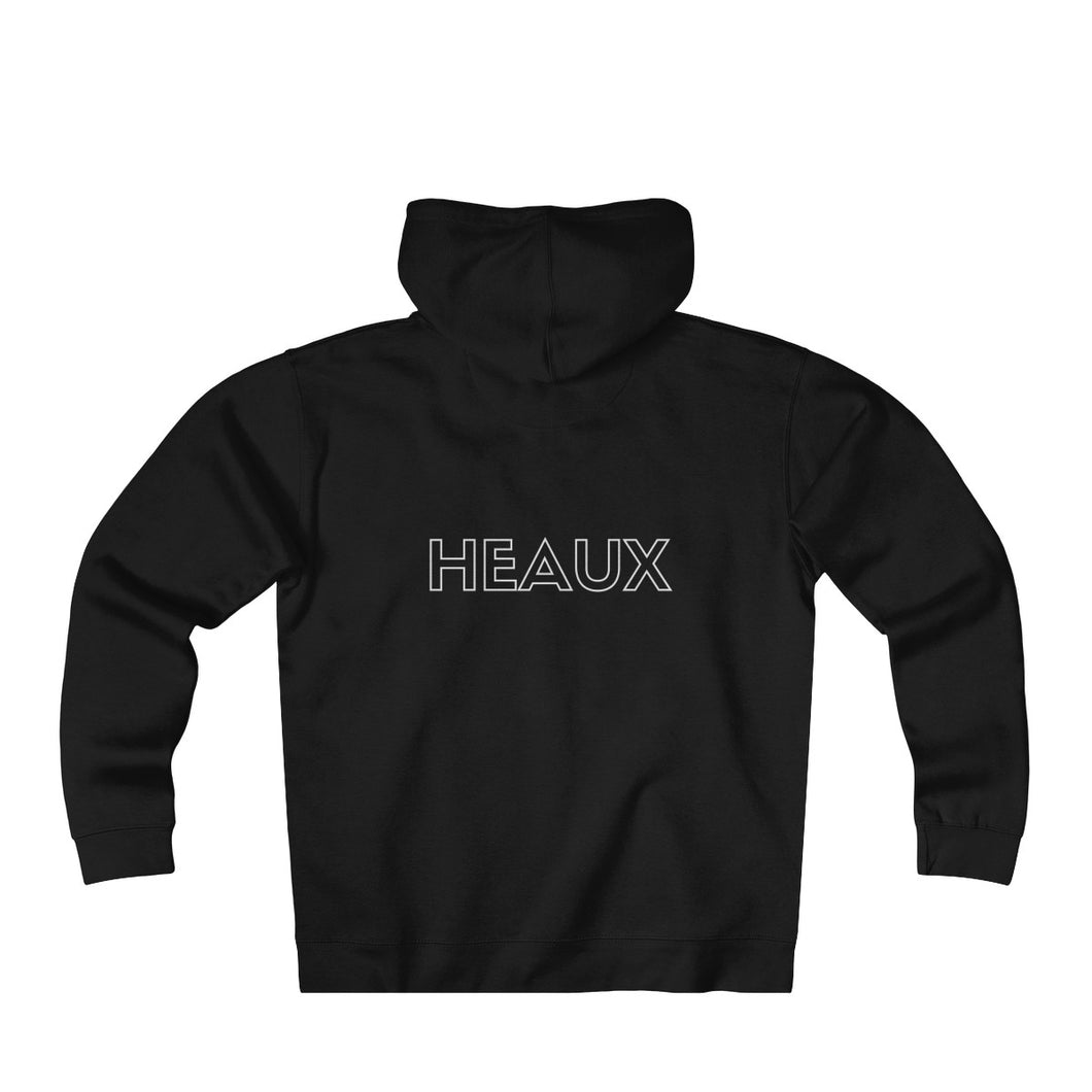 HEAUX Heavyweight Fleece Zip Hoodie