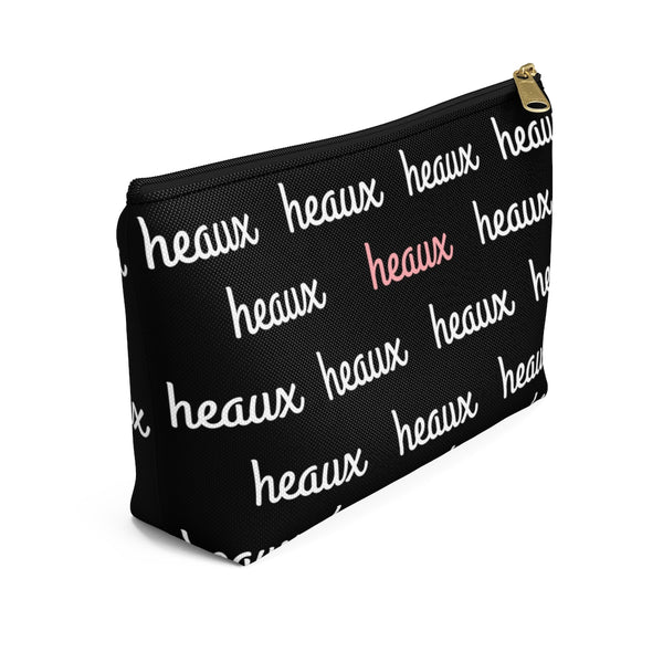 Midnight Heaux Cosmetic Bag