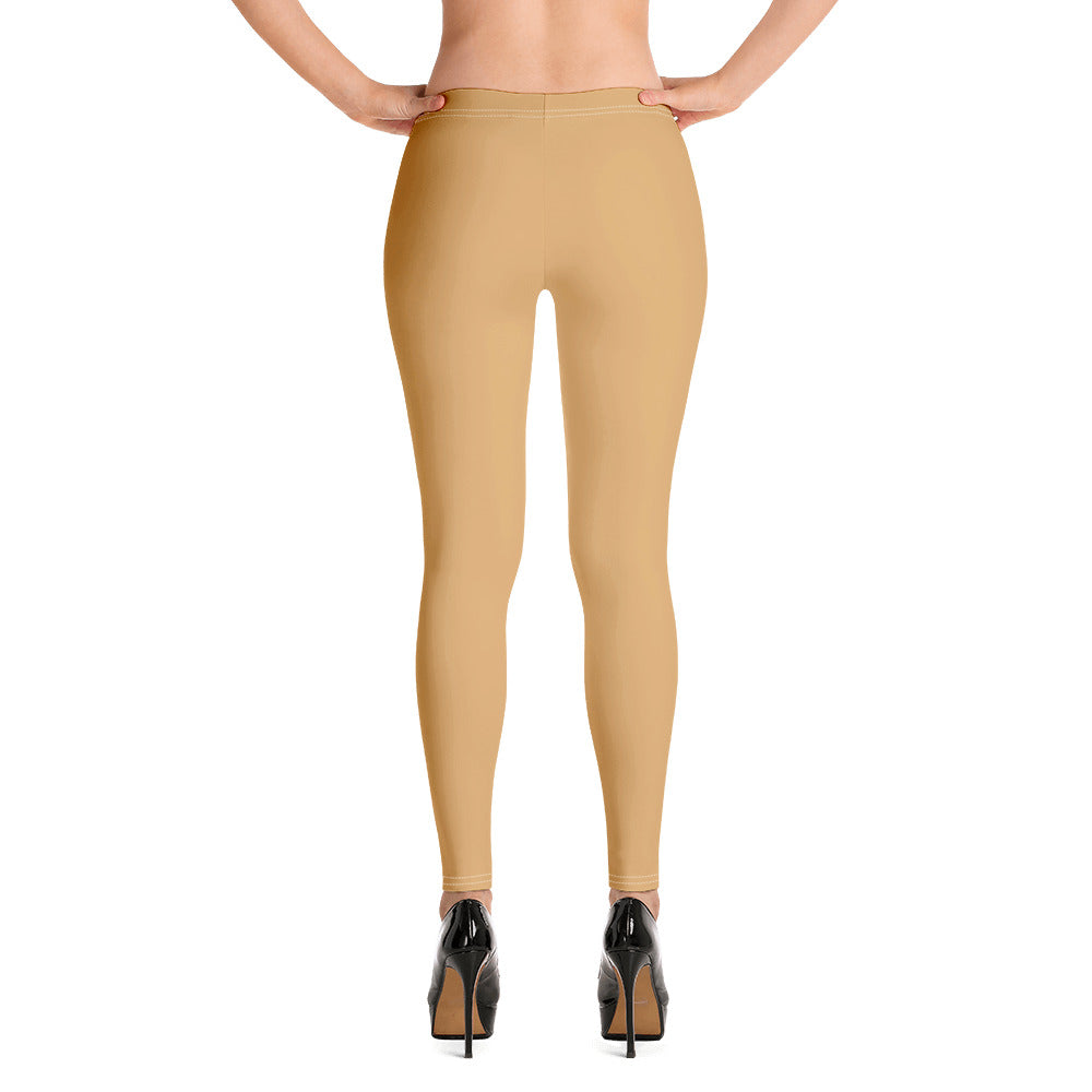 Nude Leggings #02