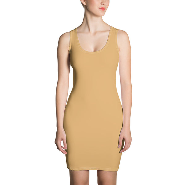 Nude Freestyling Dress #02