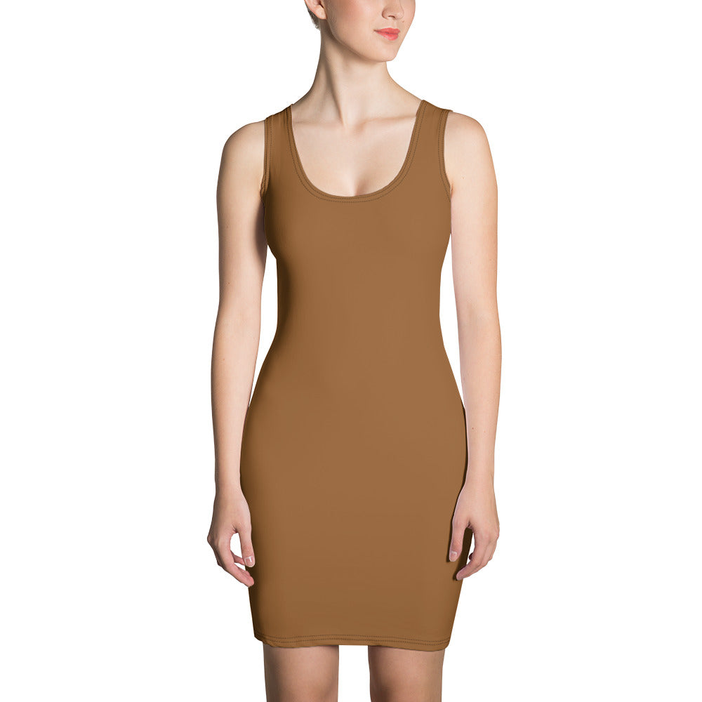 Nude Freestyling Dress #03