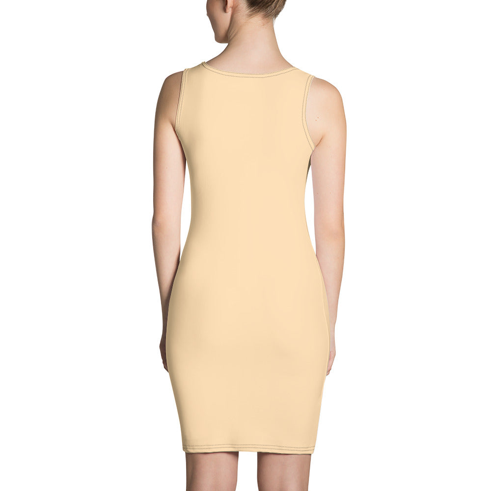 Nude Freestyling Dress #00
