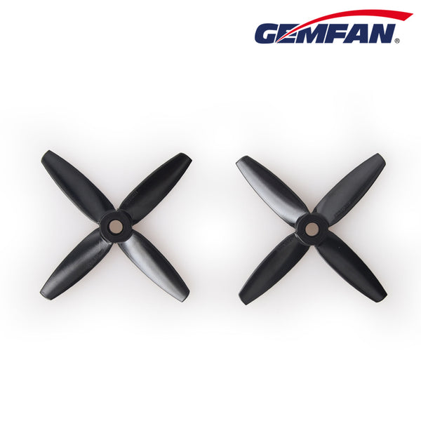 Gemfan 3035BN 4-Blade Propellers (Multiple Colors) - rc-n-go