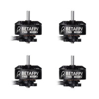 BetaFPV 1103 / 8000KV / 4-Hole / 3S Brushless Motors (Set of 4) | RC-N-Go