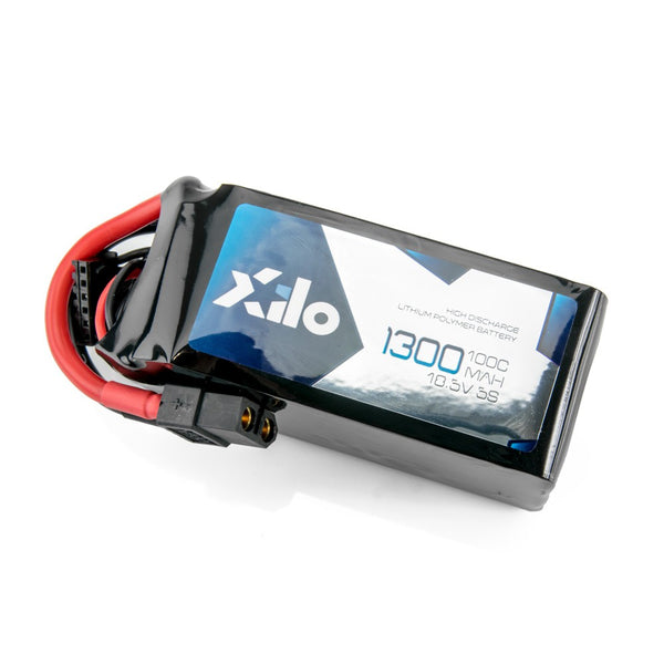 XILO 5S / 1300mAh / 100C / 18.5V LiPo Battery with XT60 Connector | RC-N-Go