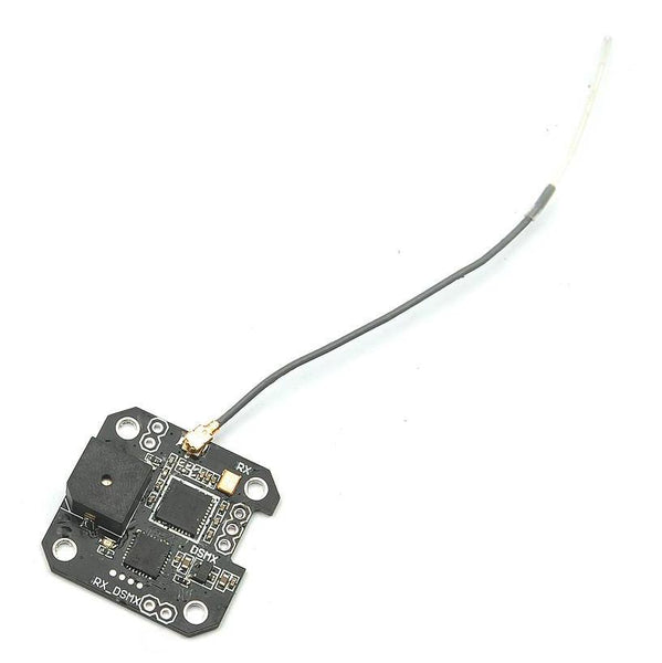 Eachine Minicube Receiver with Buzzer (DMS2-DSMX / 20x20mm) | RC-N-Go