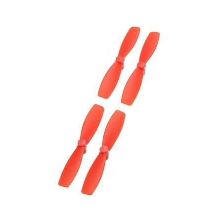 Racerstar 2030 2-Blade Propellers (50mm / 1.5mm Shaft / Red) | RC-N-Go