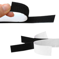 "Hook & Loop Fastener Tape (Self-Adhesive / 1"" wide) (1"" set) 