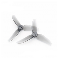 HQProp DP V2S T2.5X2 3-Blade Propellers (3-Hole / Grey) | RC-N-Go