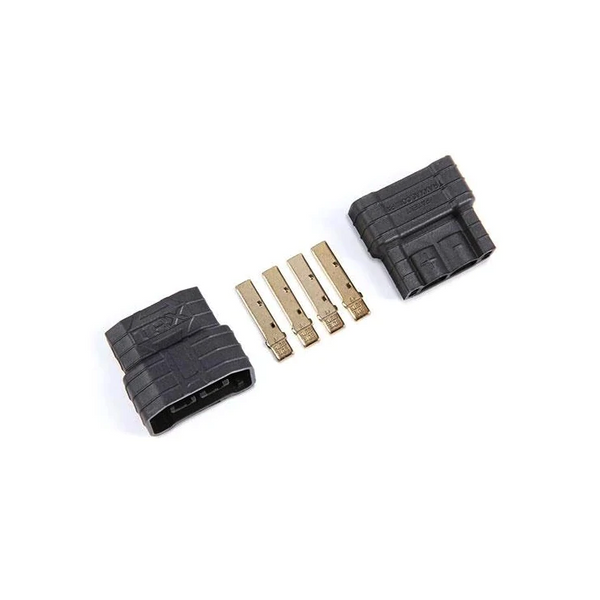 Traxxas 4S Male Connector (2pcs)