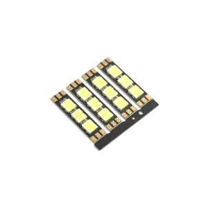 Mamba Race Wire 601 Power LED Board (3-Light / 4pcs) | RC-N-Go
