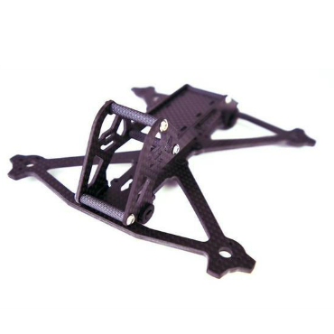 "The Acrobrat 3"" Carbon Fiber Frame Kit by Ummagawd (163mm) 