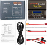 SevenChip B6AC V3 Battery Balance Charger/Discharger (6A / 80W) | RC-N-Go