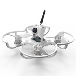 BabyHawk 85mm Brushless Drone BNF FrSky White