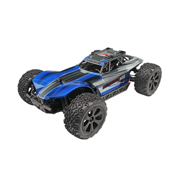 RedCat 1/10 Blackout XBE 4WD Electric Buggy (Brushed / Blue / RTR) | RC-N-Go