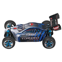 RedCat 1/10 Tornado EPX Pro 4WD Electric Buggy (Brushless / Blue / RTR) | RC-N-Go