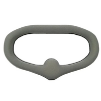 Lycra Face Plate with Adjustable Head Strap for DJI FPV Goggles (Grey) | RC-N-Go