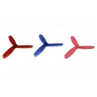"Dalprop T5045 V2 5"" Tri-Blade Propellers (Multiple Colors) 