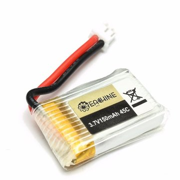 Eachine 1S 150mAh / 45C LiPo Battery (for E010) | RC-N-Go